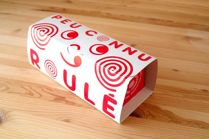 peu connu rollcake box