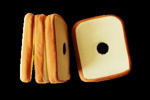 木のおもちゃマヤオーガニックピクニックサンドイッチ食パン