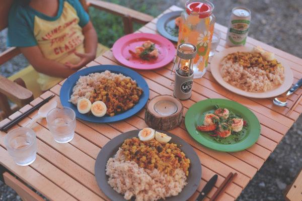 ハイランダー テーブル キャンプ エコソウライフ