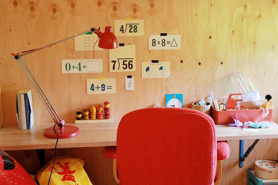 子供部屋 DIY