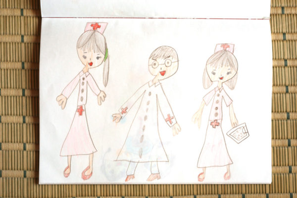 6歳が描く絵
